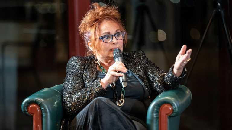 Maria Rosaria Gianni durante il Glà delle Eccellenze Italiane