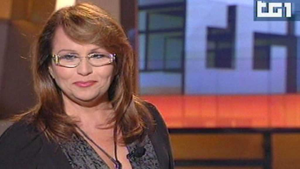 Maria Rosaria Gianni, Tg1