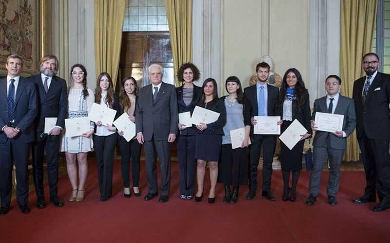 Premi Leonardo  protagonista l eccellenza Made in Italy. 157  Visualizzazioni. Il Presidente della ... e5736dc8451