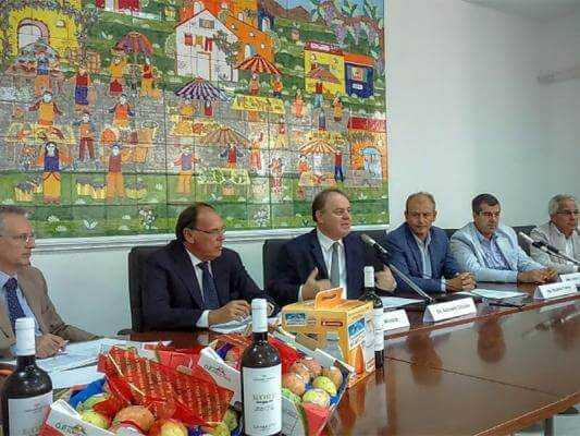 Eccellenze Italiane – Categoria Agroalimentare – Conferenza in Sicilia