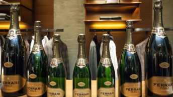 Cantine Ferrari e Ermenegildo Zegna insieme all'insegna del miglior Made in Italy