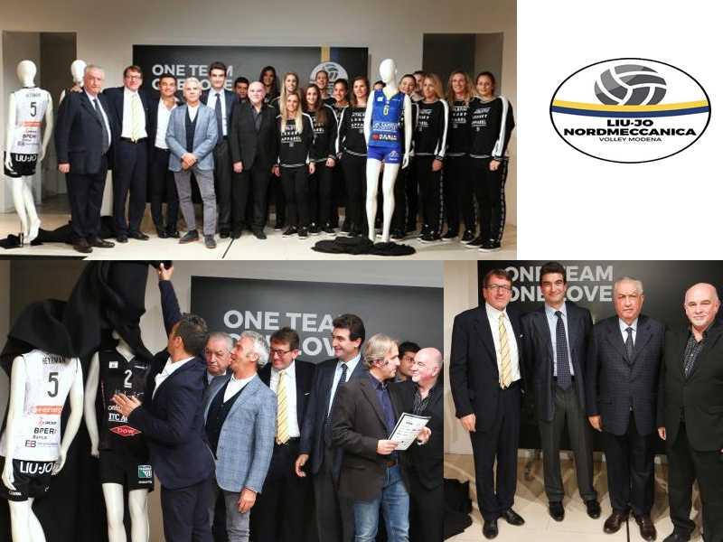 Presentata la nuova Liu-Jo Nordmeccanica Modena