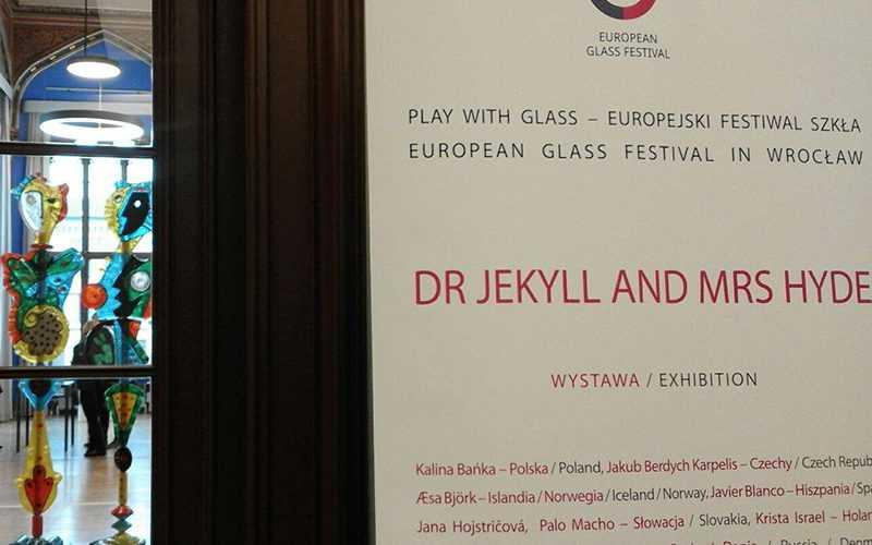 Silvio Vigliaturo all' European Glass Festival