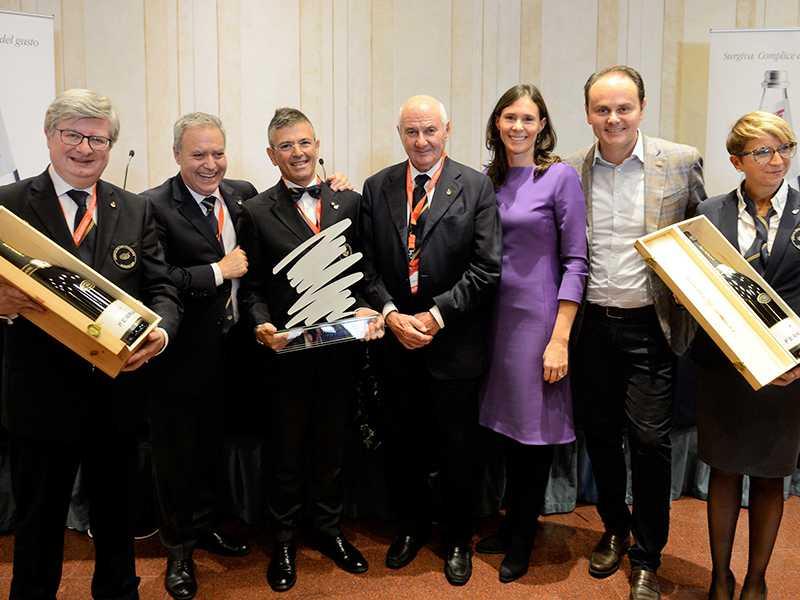Premio Surgiva 2016 Ai sommelier di Bari