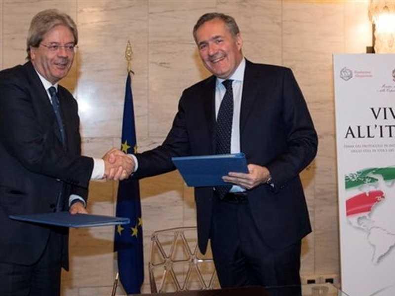 FCA e il Ministero degli Esteri insieme per valorizzare le eccellenze italiane