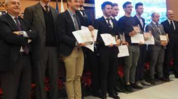 Giro d'onore delle eccellenze italiane