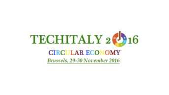 Techitaly: Eccellenze italiane riunite a Bruxelles