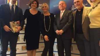 Presentata la nuova testimonial di MD: Antonella Clerici