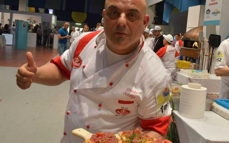 Campione del Mondo di pizza classica 2014,