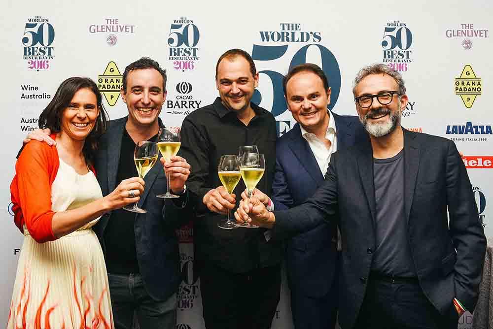 The World's 50 Best Restaurants 2016