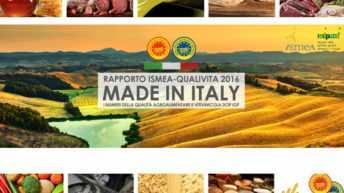 Made in Italy: l' Italia mantiene il suo primato mondiale nel settore delle produzioni certificate Dop, Igp e Stg