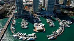 eccellenza made in italy al Miami Boat Show