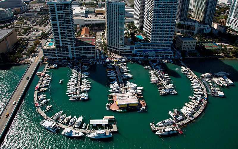 eccellenza made in italy al Miami Boat Show