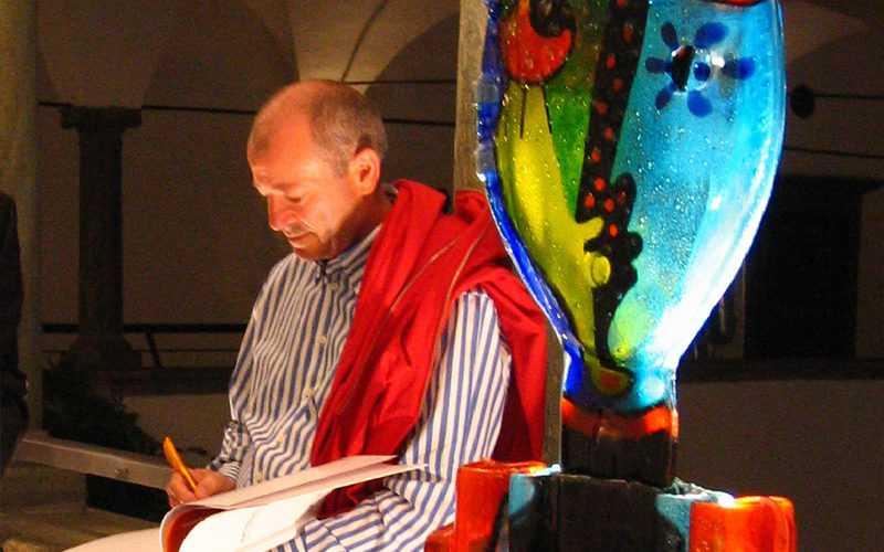 Silvio Vigliaturo, mostra a Colle di Val D'Elsa