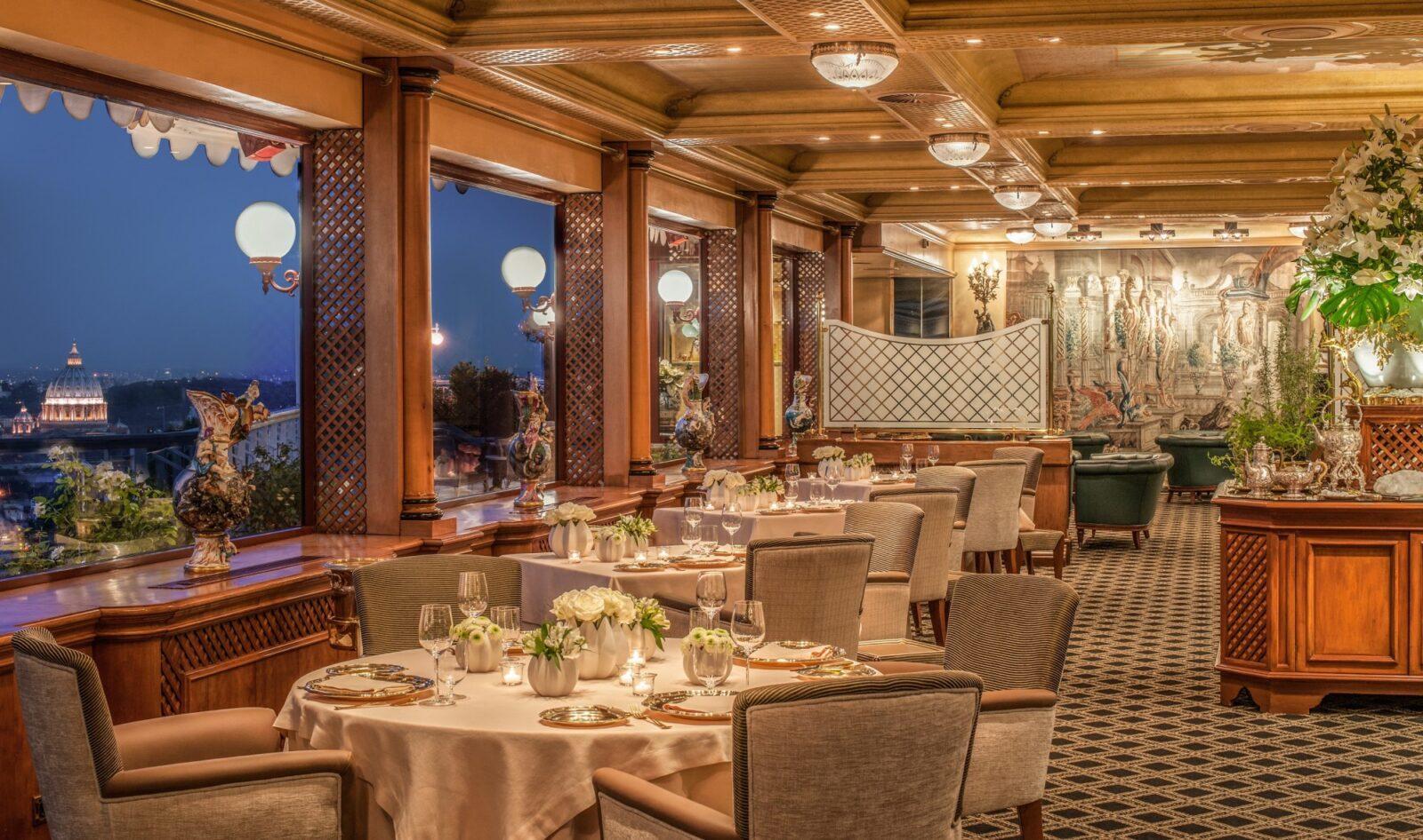 La Pergola Restaurant Eccellenze Italiane