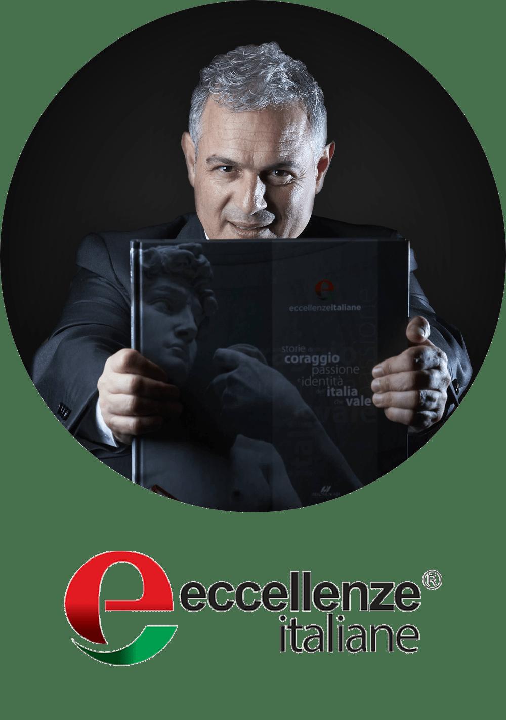 Piero Muscari, editore e fondatore di Eccellenze Italiane