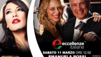 Eccellenze Italiane su La7: la seconda puntata con Emanuela Rossi