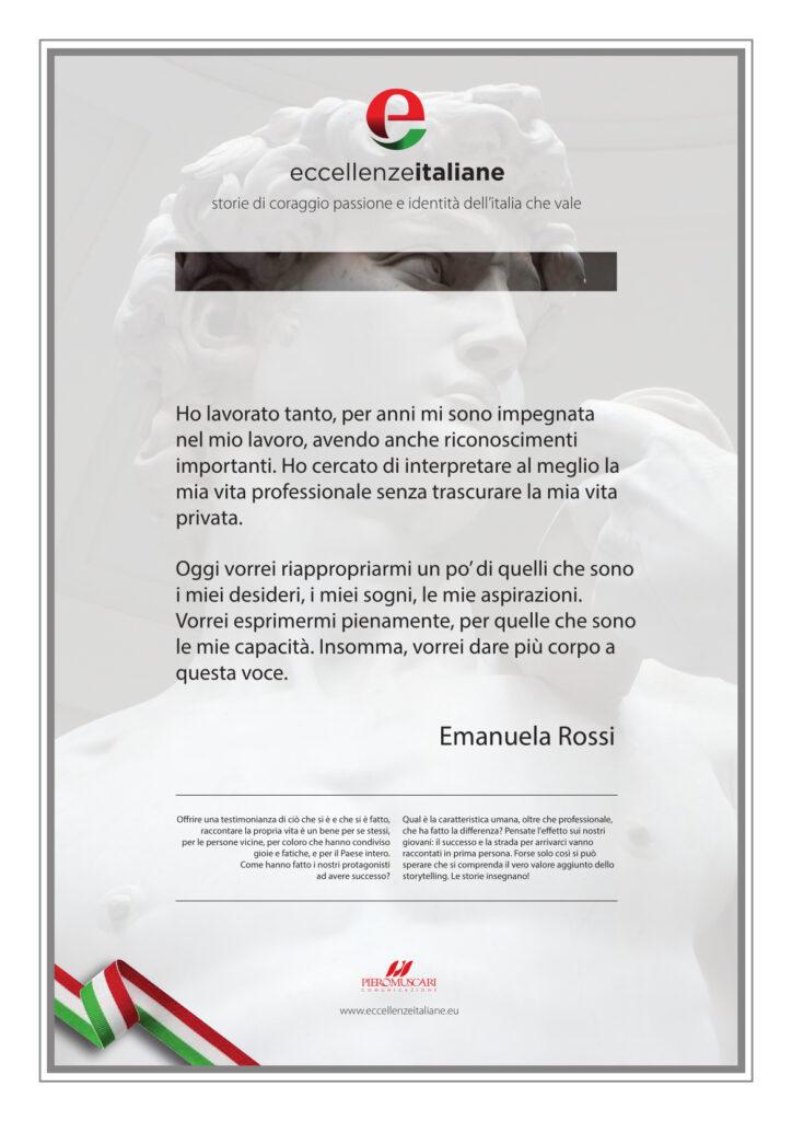 La pergamena di Emanuela Rossi