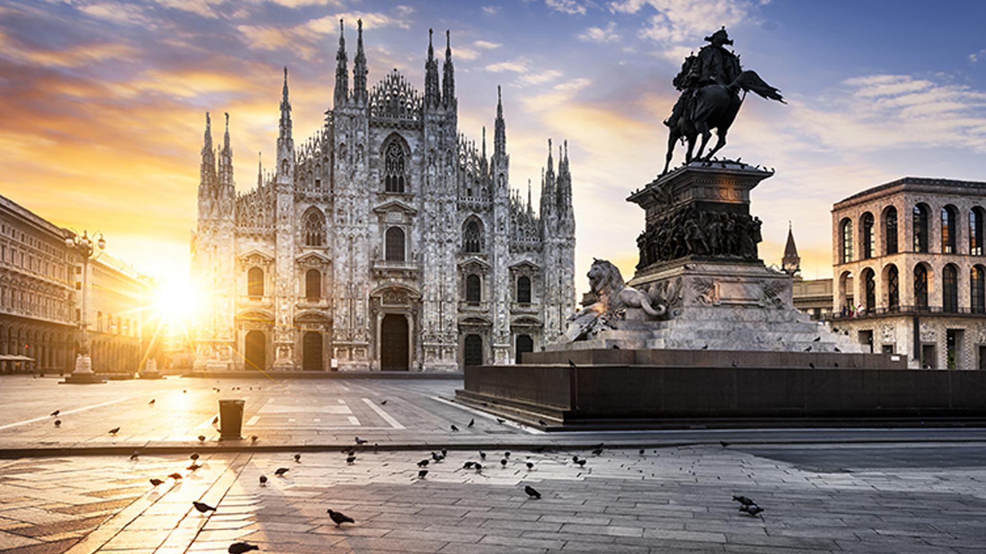 Il trasferimento a Milano