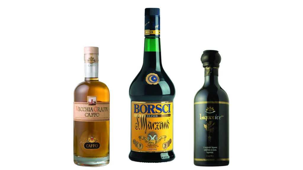 Liquori di Calabria…e non solo