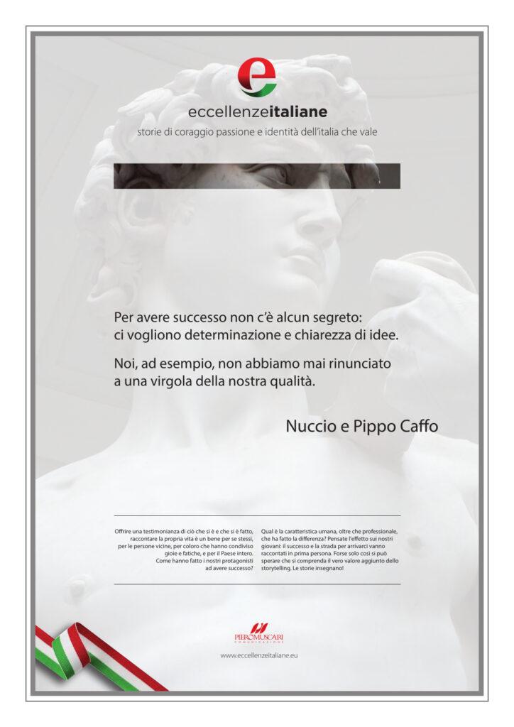 La pergamena di Nuccio e Pippo Caffo