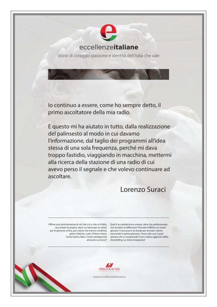 La pergamena di Lorenzo Suraci