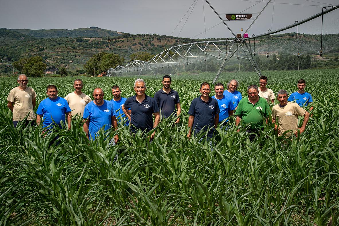 campo fattoria della piana Eccellenze Italiane