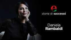 Daniela Rambaldi, figlia di Carlo Rambaldi e vicepresidente della Fondazione Carlo Rambaldi.