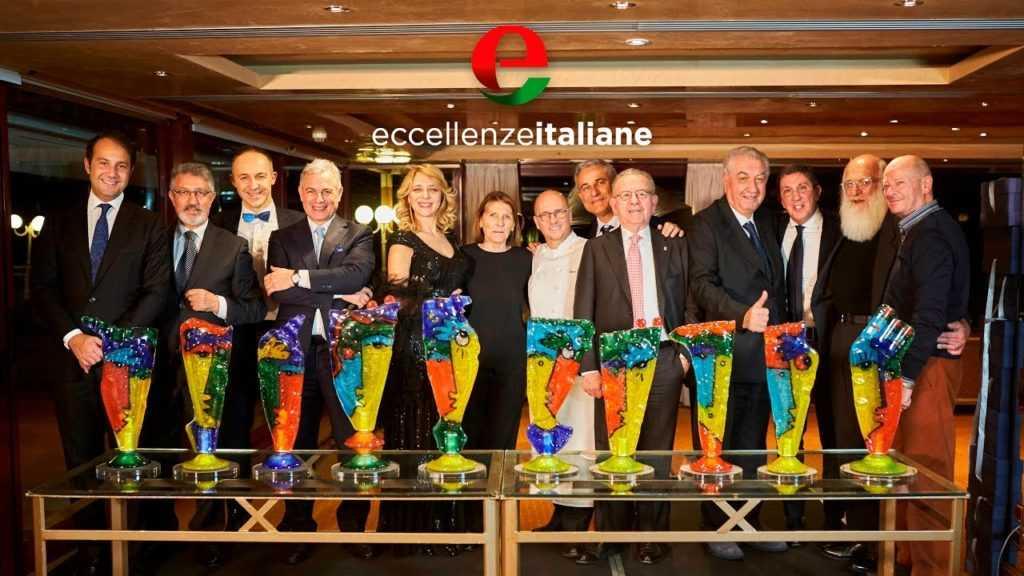 Eccellenze Italiane: il Galà che premia dieci storie Italia che vale
