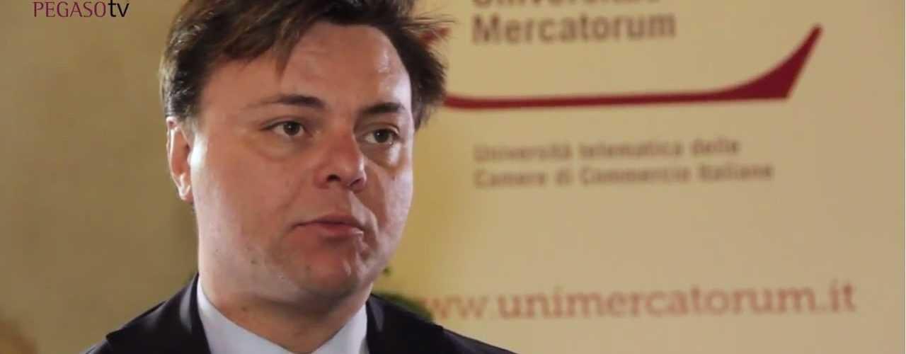 """Eccellenze Italiane intervista Marco Gay in occasione del convegno """"Il ritorno di Gulliver"""""""