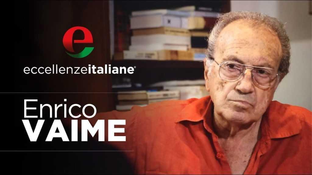 Enrico Vaime, Eccellenze Italiane - storie dell' Italia che vale