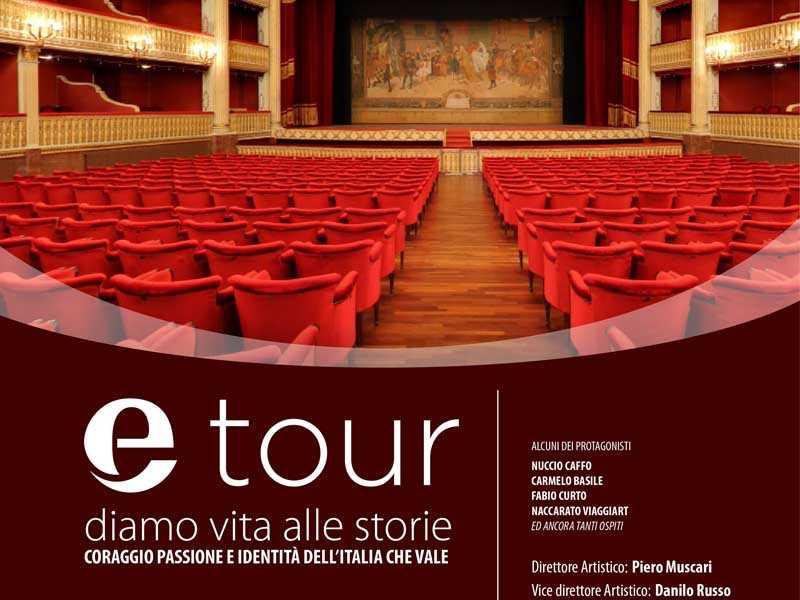 Etour: al via il tour di Eccellenze Italiane. I tappa in Calabria