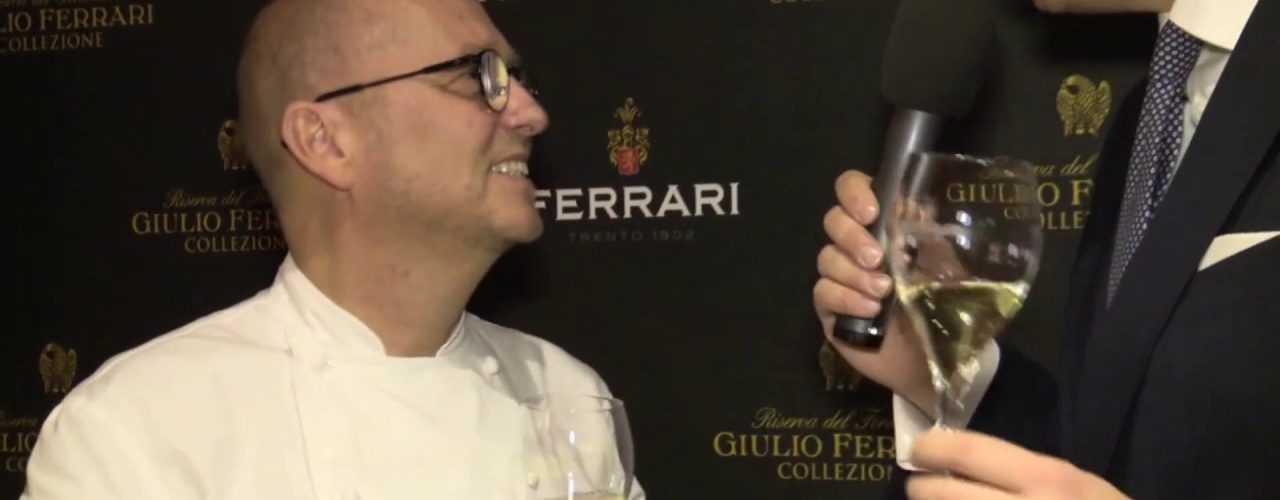 Giulio Ferrari Collezione 1997,il Trentodoc che vince la sfida del tempo