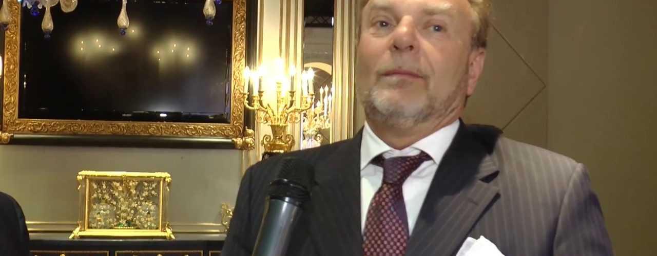 Luca Baldi di Baldi Home Jewels ai microfoni di Eccellenze Italiane