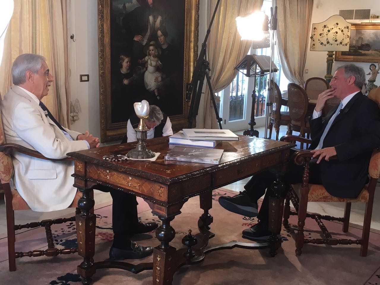 Eccellenze Italiane 2017: Tommaso Dragotto ai microfoni di Piero Muscari
