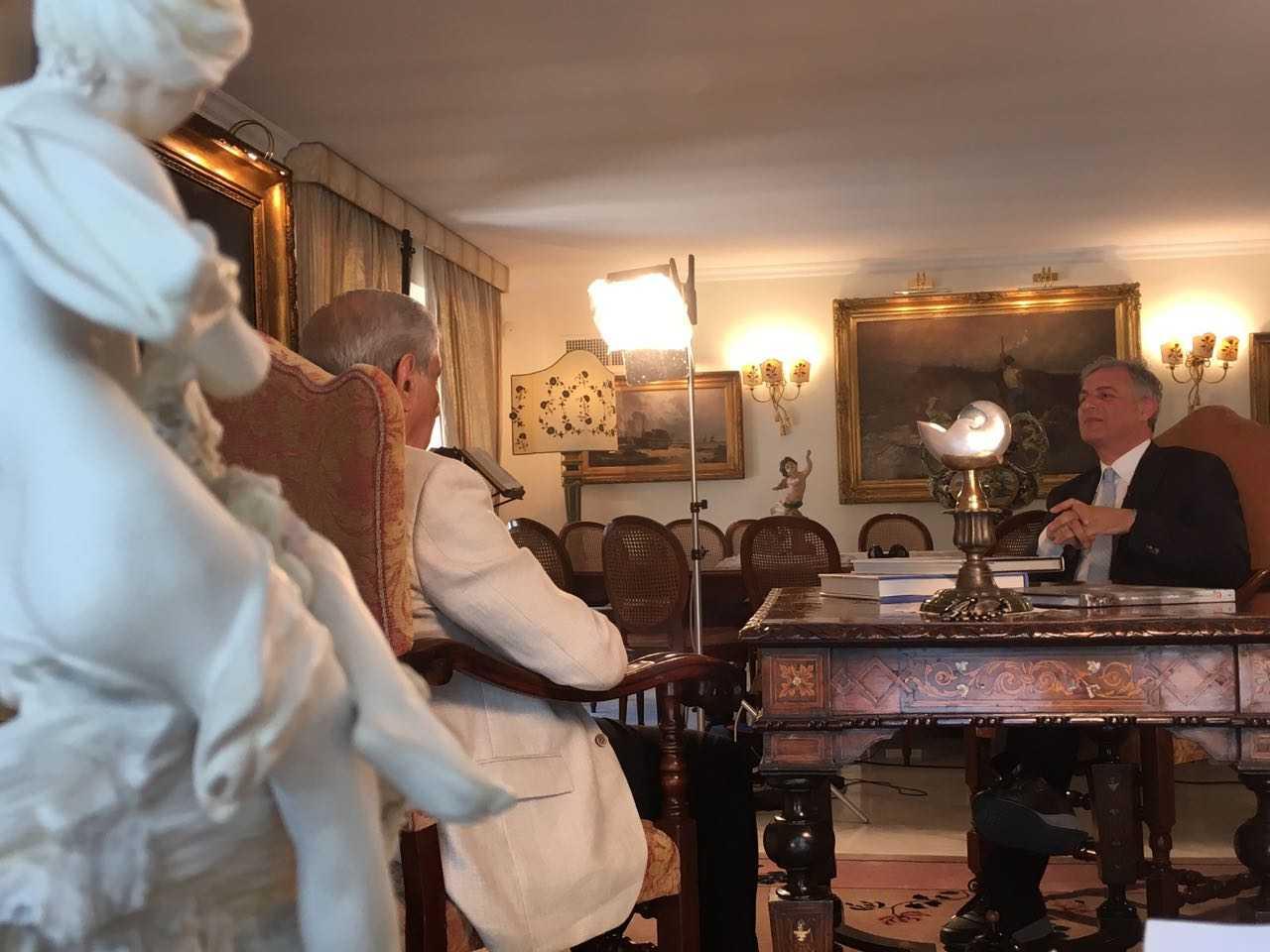 Tommaso Dragotto, storia di eccellenza italiana 2017 si racconta ai microfoni di Piero Muscari