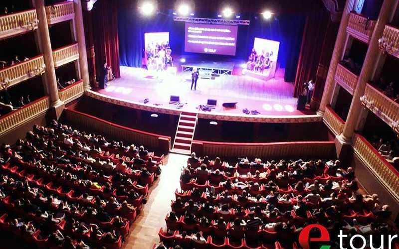 Etour: oltre 800 studenti per la prima tappa nazionale del tour di Eccellenze Italiane.