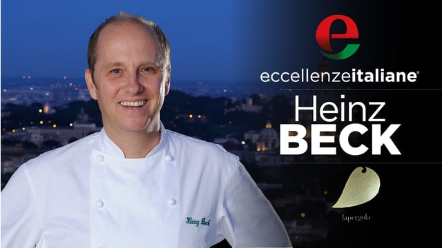 Heinz Beck , storie di Eccellenze italiane