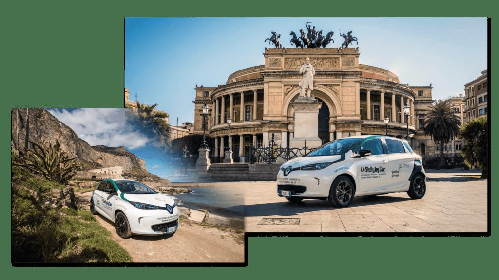 Sicily by car- auto di noleggio