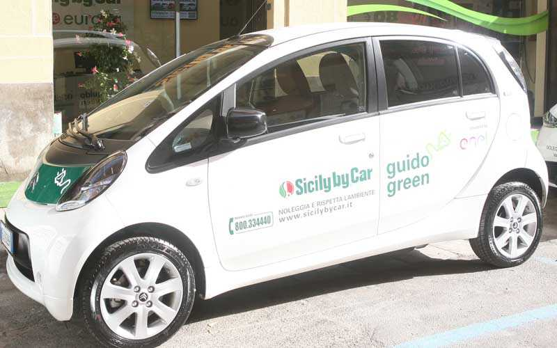 sicily by car- primo ecorental