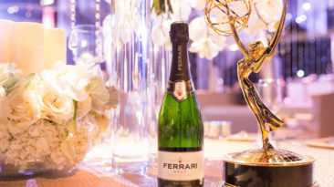 Ferrari Trentodoc si conferma brindisi ufficiale degli Emmy® Awards