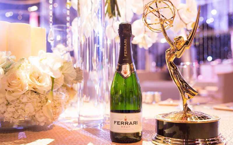 LeCantine Ferrari si confermano brindisi ufficiale degli Emmy® Awards