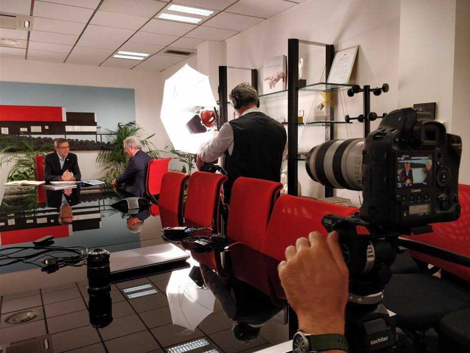 backstage Canon, intervista Massimo Macarti