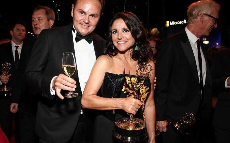 ferrari brindano gli Emmy