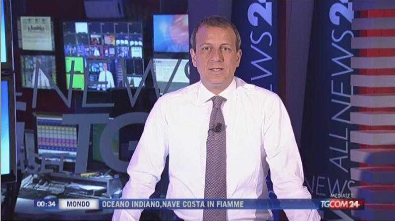 Fabio Tricoli, Giornalista italiano