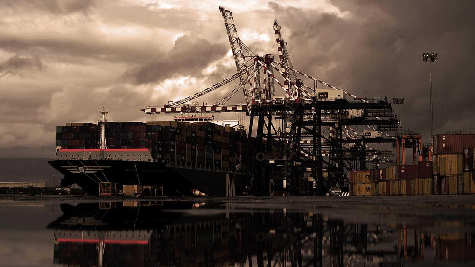 Porto di Gioia Tauro