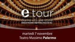 Etour - 2° tappa a palermo- 7 Novembre 2017