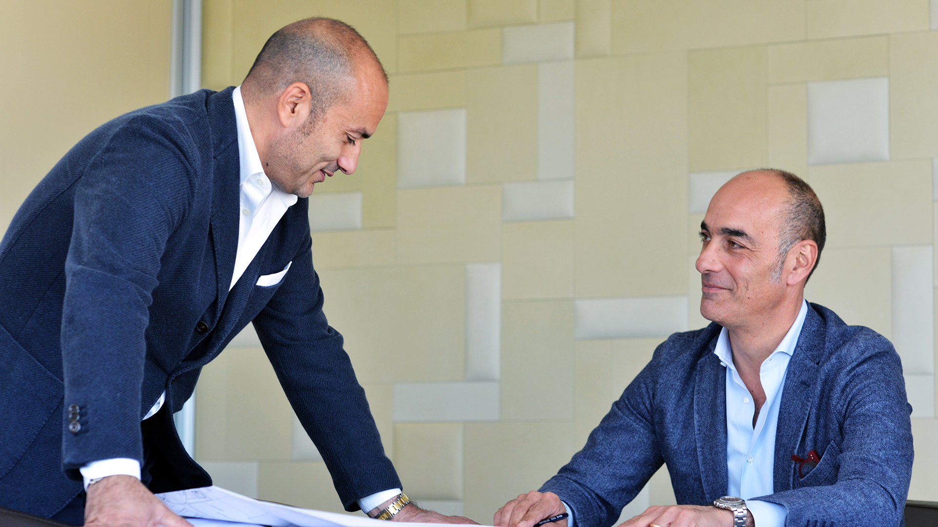 Antonio e Vincenzo Cancasci