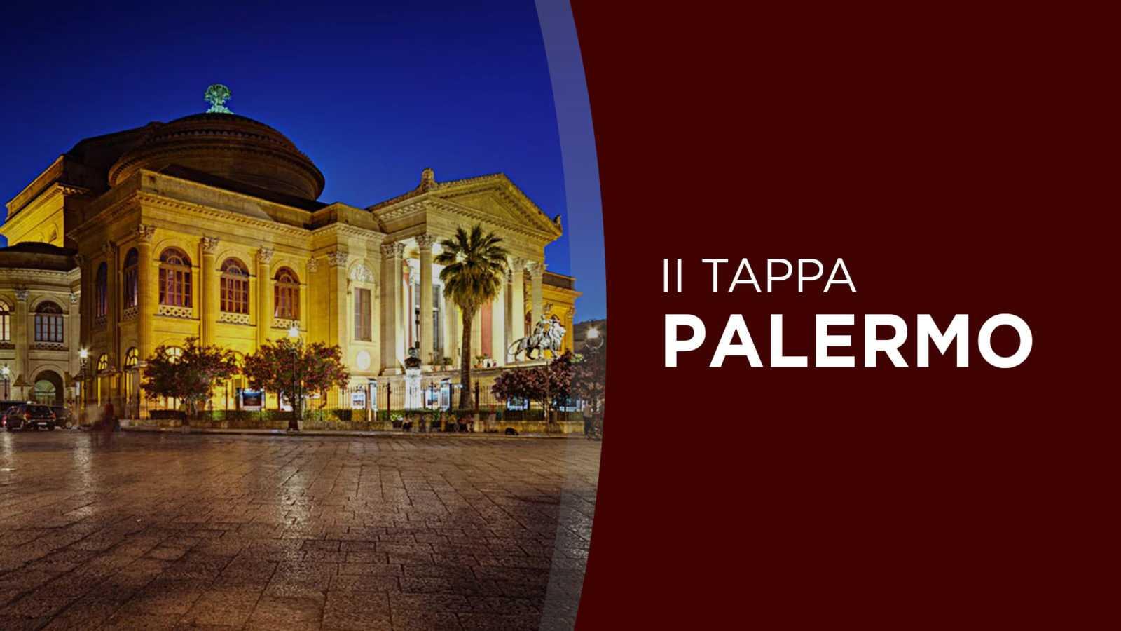 Etour, II Tappa Palermo
