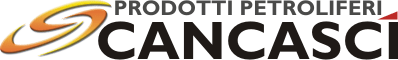CANCASCI. prodotti petroliferi - logo